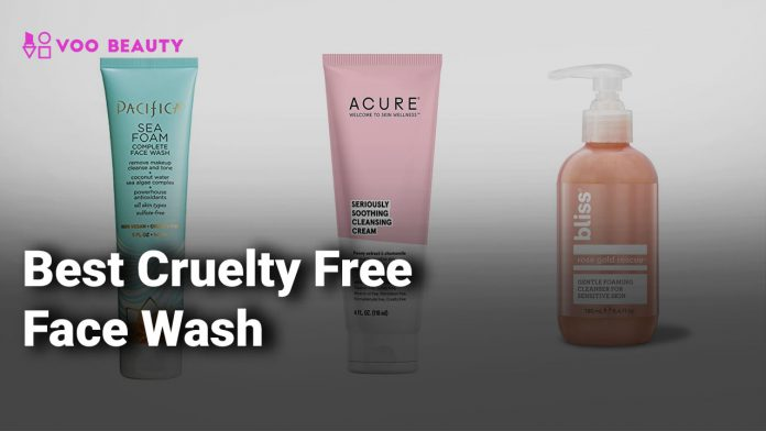 Best Cruelty Free Face Wash
