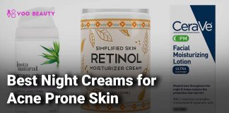 Best Night Creams for Acne Prone Skin