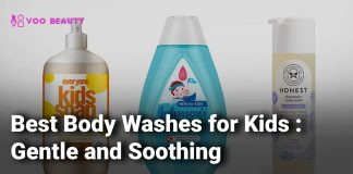 Best Body Washes for Kids Gentle and Soothing
