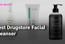 Best Drugstore Facial Cleanser
