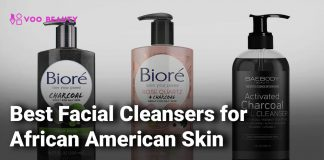 Best Facial Cleansers for African American Skin