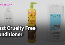 Best Cruelty Free Conditioner