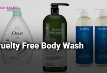 Cruelty free Body Wash