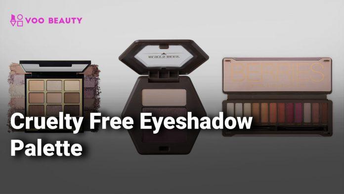 Cruelty free Eyeshadow Palette