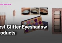 Best Glitter Eyeshadow