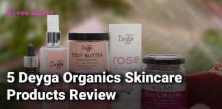 Deyga Skincare Products Review