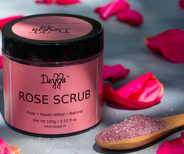 Deyga Rose Scrub Review