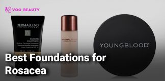 Best Foundations for Rosacea