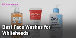Best Face Washes for Whiteheads